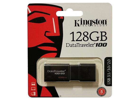 Clés USB 3.0 128 Go DT100