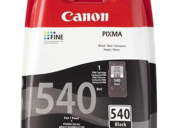 Cartouchen CANON PG-540 noir