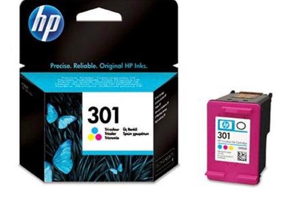 Cartouche HP 301 couleur