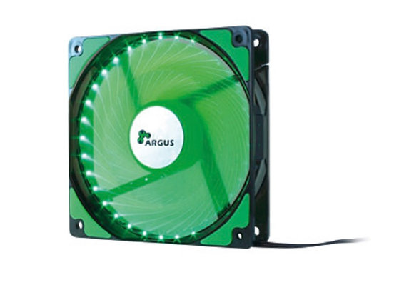 Ventilo Boitier TB APOLLISH 92mm LED Vert