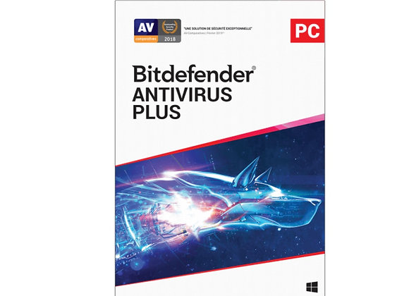 Bitdefender Antivirus Plus 1an/1PC