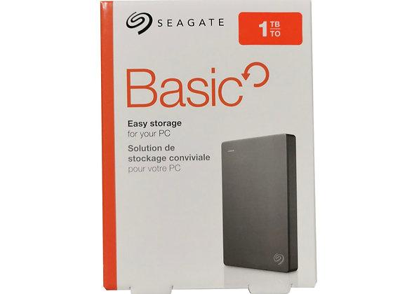 Disque dur Externe SEAGATE Basic 2.5 1TB USB3.0
