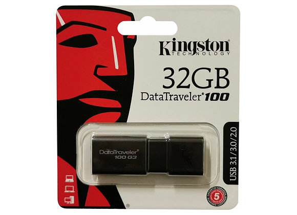 Clès USB 3.0 32Go DT100