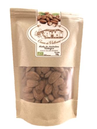 Organics Almonds Casa Valbom 150gr