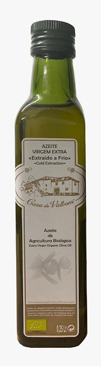 Casa de Valbom Extra Virgin Organic Olive Oil 250 ml