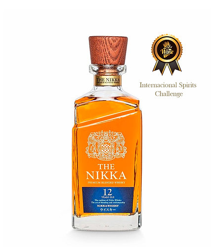 Nikka 12 years Premium Blended Whisky