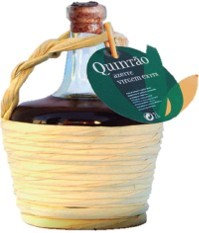 Quintão Extra Virgin Olive Oil with Rafia 250 ml