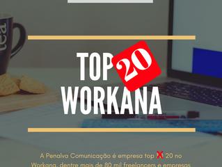 Penalva Comunicação - uma das 20 melhores do Brasil