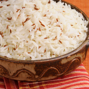 אורז לבן ב-Instant Pot