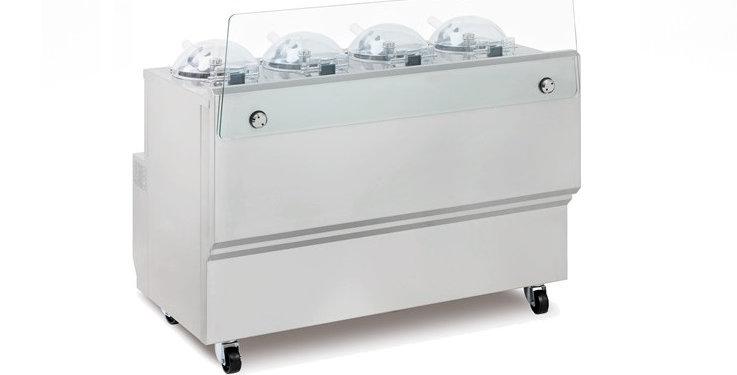 Frigomat GX4 - Fresh ice cream machine