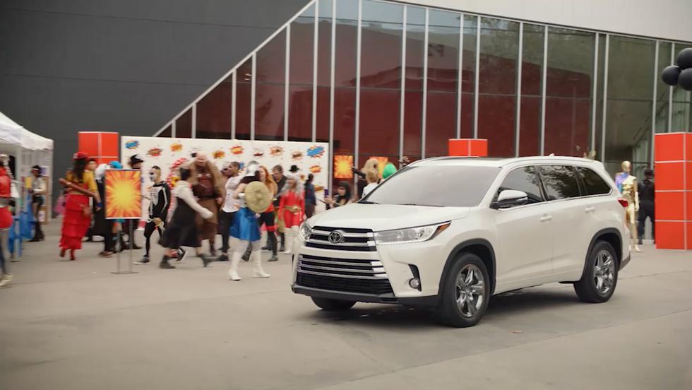 Toyota Heroes