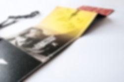 Adidas Techsheets, Adidas Flyer, Klappflyer, Papierveredelun