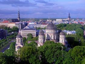 Riga here we come