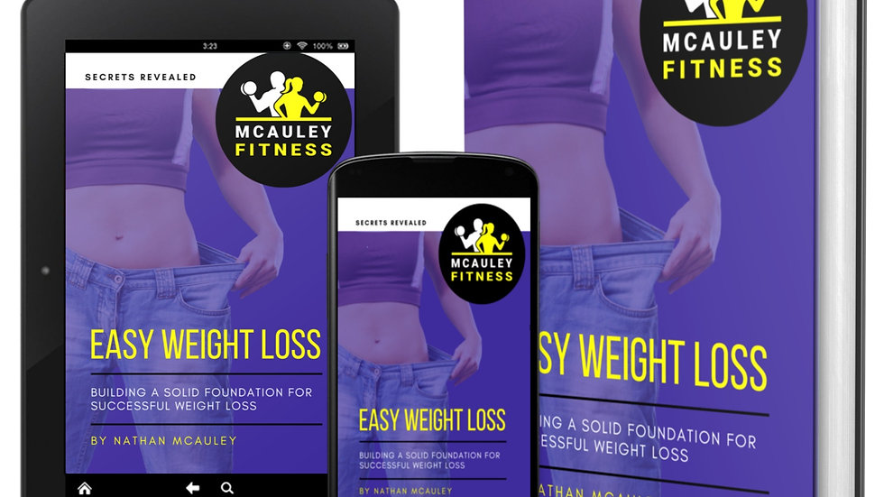 Easy Weight Loss eBook