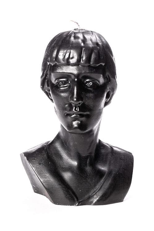 Копия Кабинетная скульптура-свеча А.А.Ахматова