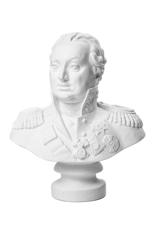 «Кабинетная скульптура-саше М.И.Кутузов»