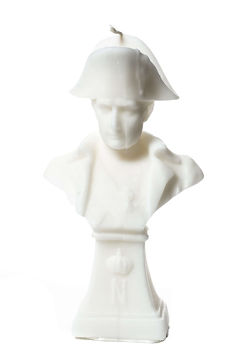 Кабинетная скульптура-свеча Наполеон I Бонапарт