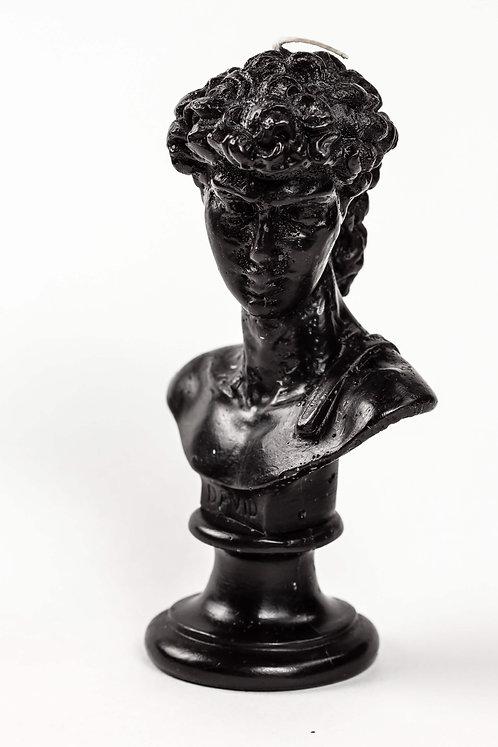 Кабинетная скульптура-свеча Давид