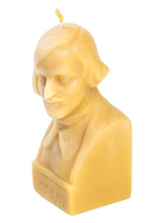 Кабинетная скульптура-свеча Н.В.Гоголь