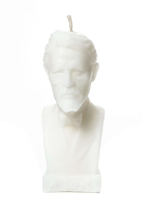 Кабинетная скульптура-свеча А.П.Чехов
