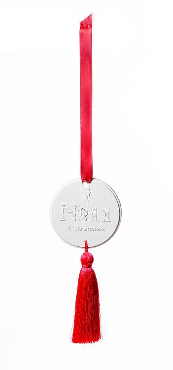 Саше-медальон А.А.Ахматова