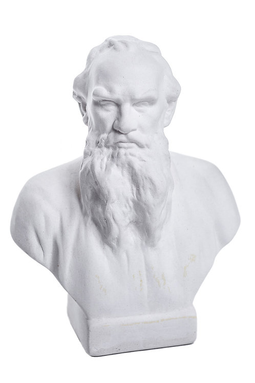 Кабинетная скульптура-саше Л.Н.Толстой