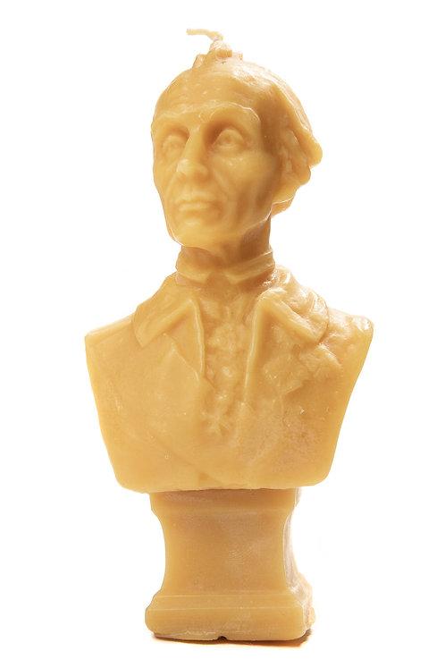 Кабинетная скульптура-свеча А.В.Суворов