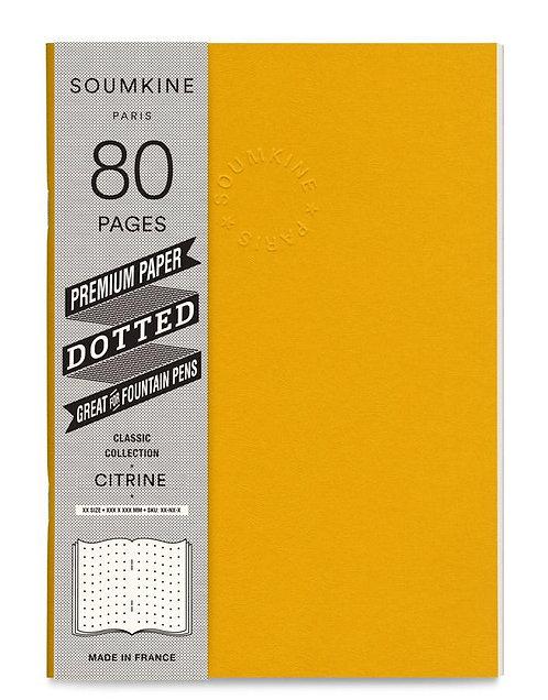 Блокнот SUMKINE premium, CETRINE A5
