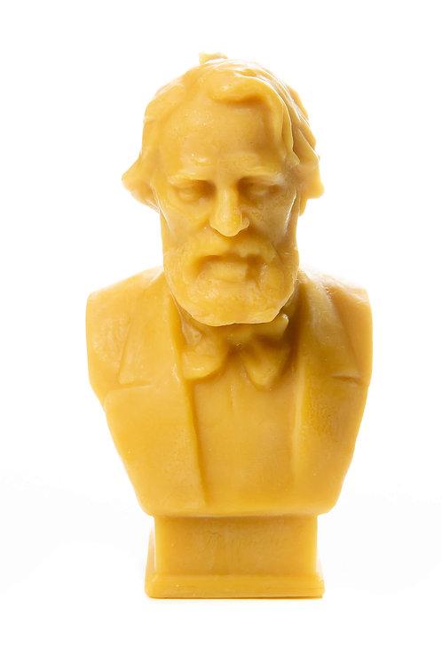 Кабинетная скульптура-свеча И.С.Тургенев