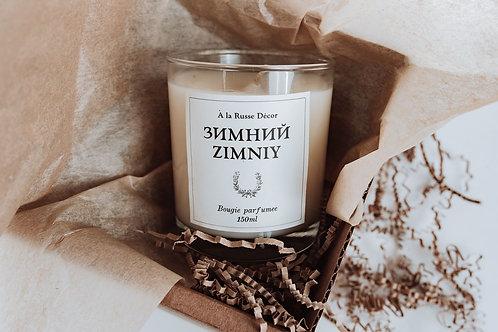 """Свеча """"Зимний"""""""