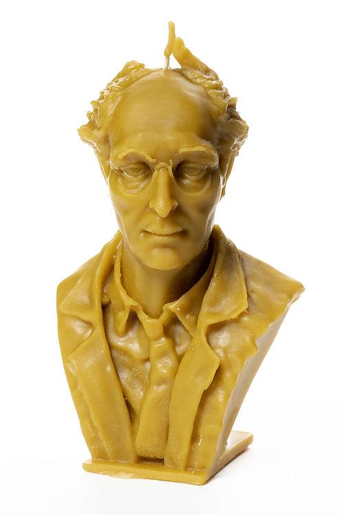 Кабинетная скульптура-свеча И.А.Бродский