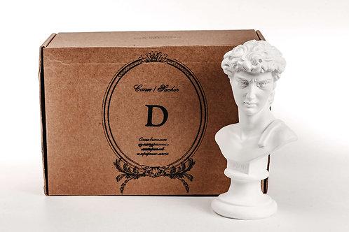 Кабинетная скульптура-саше Давид