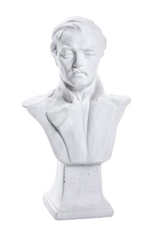Кабинетная скульптура-саше М.Ю.Лермонтов