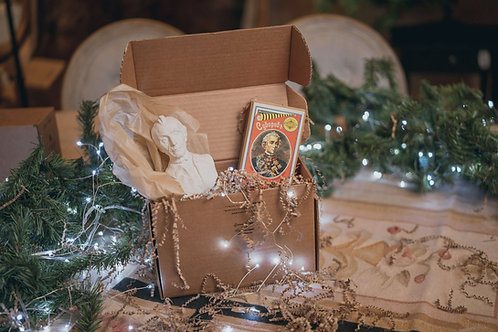 """Новогодний подарок """"Чистому - все чисто"""""""