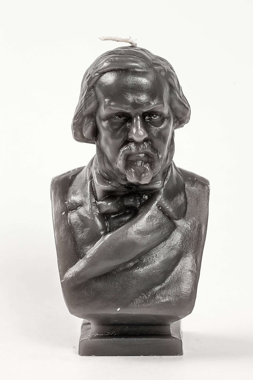 Кабинетная скульптура-свеча М.И.Глинка