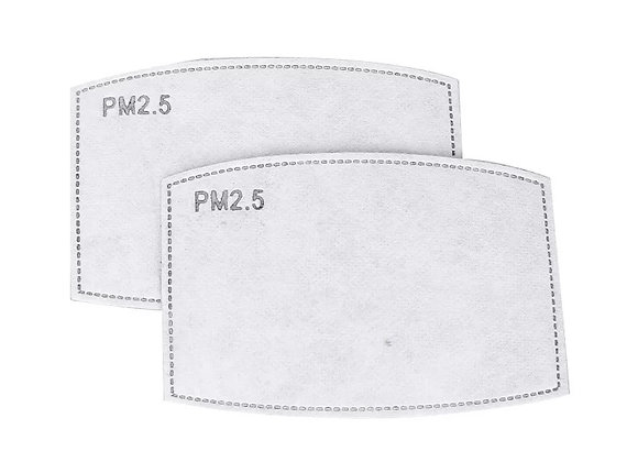 PM 2.5 Filters For Mask