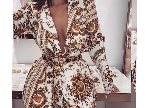 Like No Other Romper