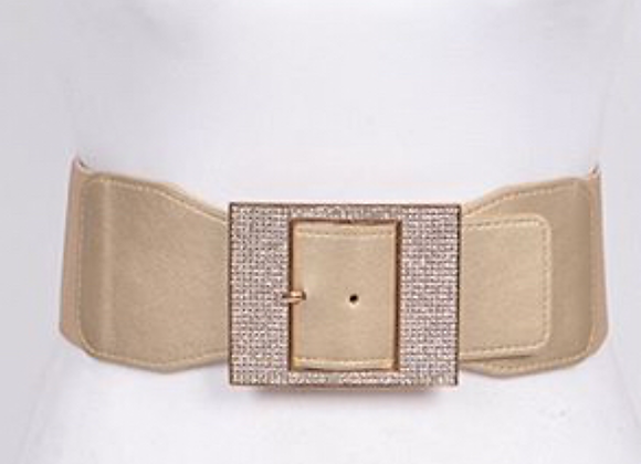 Classy Fitted Belt