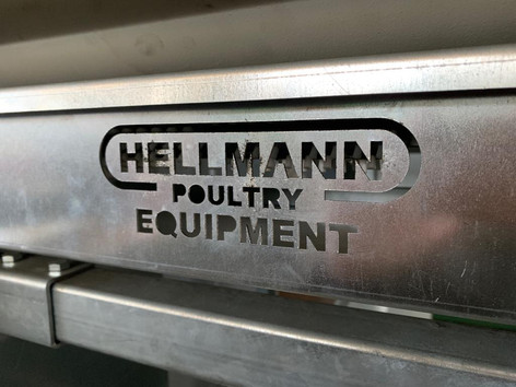 ХОЛДИНГ АГРО на базе Hellmann Poultry Equipment