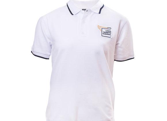 BM MS White Polo