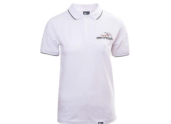 MS BM White Polo