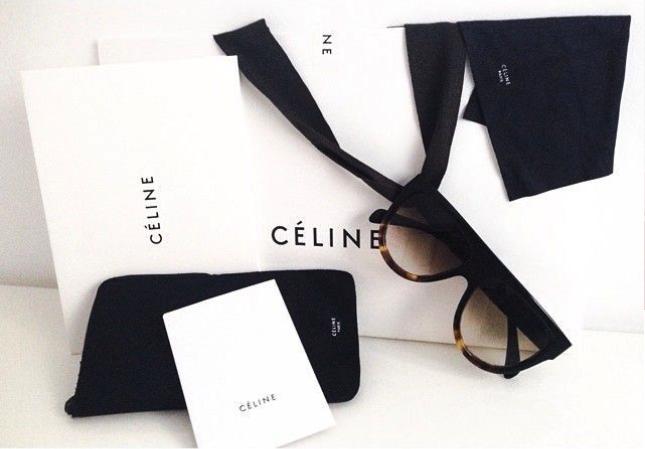 Lunette de soleil - Céline Shadow