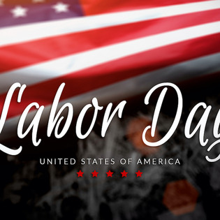 Happy 2020 Labor Day!