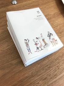 2021年版 手帳