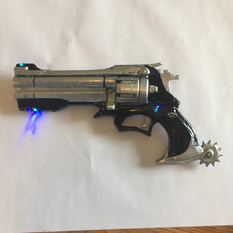Final Prop Weapon with LEDs