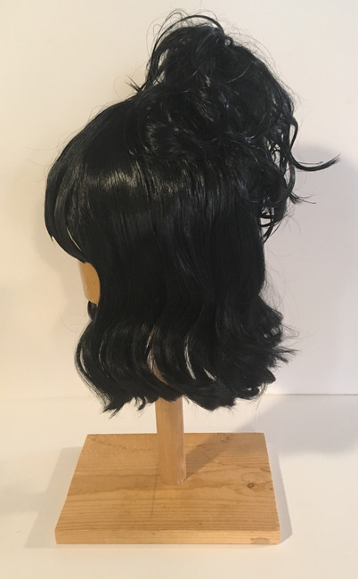 Final Photo Wig Detail