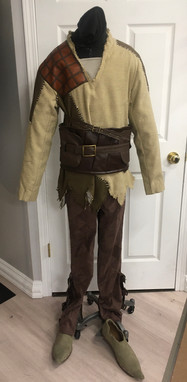 Cole Costume Front