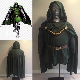 Doctor Doom cosplay