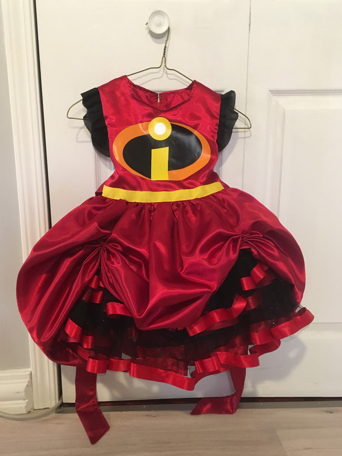 Incredible Dress with removeable tutu