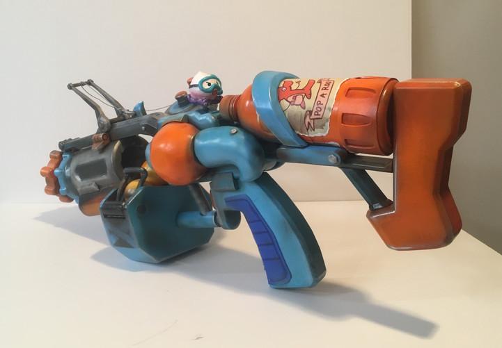 Gun Detail Photo